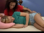 ARIELLA TEMPTS JENNY IN A HIGHLY FERVOR WAY