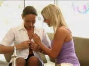 Mature Girl Entices Young Lady…F70