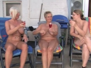 Sapphic mature and grannies