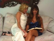 MUMMY and Mature Lesbos 13