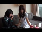 JAV Nymphs Joy – Lezzy 162.