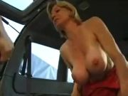 caboose plowing and vaginal fisting for 2 fabulous matures