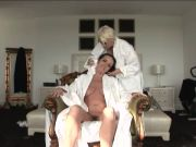 Mature Girly-girl Entices Her Buddy – Cireman