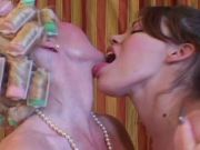 Old MUMMY & Young Teen – Mother Fucks Before Her Date