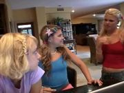 Little Summer and Horny Topanga – Date of the mind