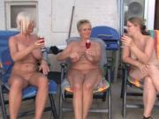 Lesbo mature and grannies