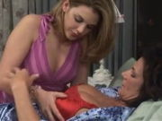 Deauxma Polishes Her Cooch On A Ultra-cute Teen